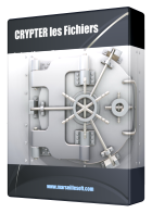 CRYPTER Les Fichiers - Acheter